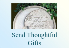 send thoughtful gifts