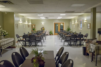 St. Albert funeral reception centre