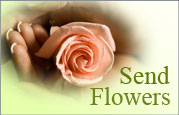 Send Flowers via our own Edmonton based Funeral Chapel Flower Store
