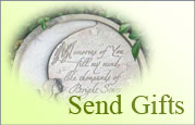 Send Thoughtful Gifts via our own Edmonton based Funeral Chapel Flower Store